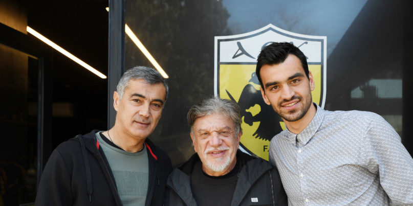 Ο Ατματσίδης για το ΠΑΟ-ΠΑΟΚ: «Όσοι αγαπάμε το ποδόσφαιρο αυτόν τον Παναθηναϊκό θέλουμε να βλέπουμε»