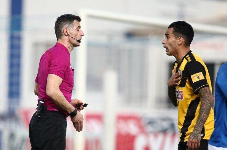 O Σιδηρόπουλος πήγε να... πιστολιάσει την ΑΕΚ στο Περιστέρι -Τι ισχύει με τις τιμωρίες