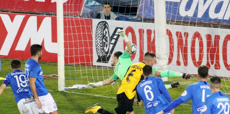 ΑΕΚ σημαίνει γκολ και επίθεση...