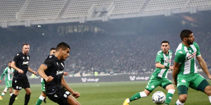 Χωρίς Μάτος και Ζίβκοβιτς ο ΠΑΟΚ στο ματς με τον Παναθηναϊκό