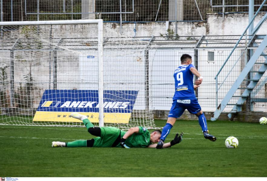 Στο ρελαντί τα Χανιά (4-0) την Κέρκυρα