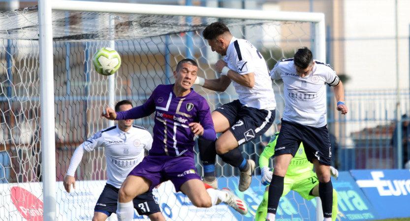 Βέροια-Τρίκαλα 1-1: Έχασαν την ευκαιρία τα Τρίκαλα