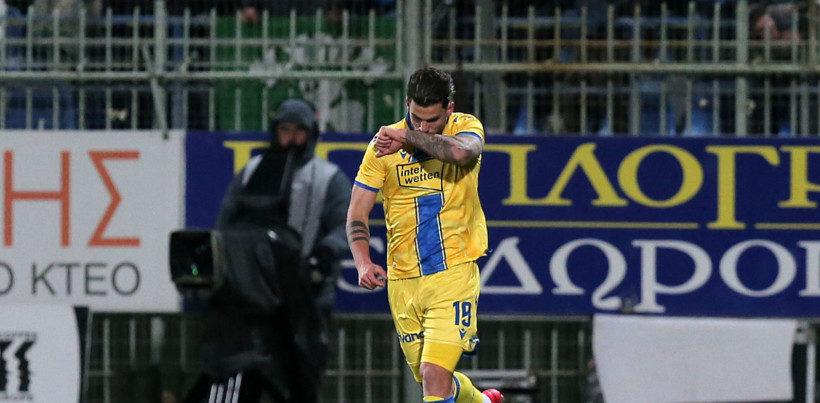Αστέρας Τρίπολης-Παναθηναϊκός 1-1: «Ζωντανός» ο Αστέρας δια χειρός... Χουρέγκι!