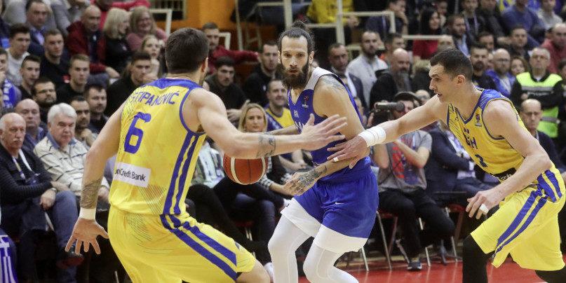 Βοσνία-Ελλάδα 65-70: Έκανε το 2/2 η εθνική ομάδα!