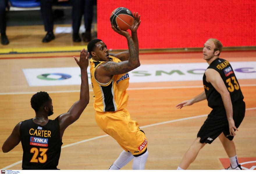 Basket League: MVP της 18ης αγωνιστικής ο Τσάλμερς