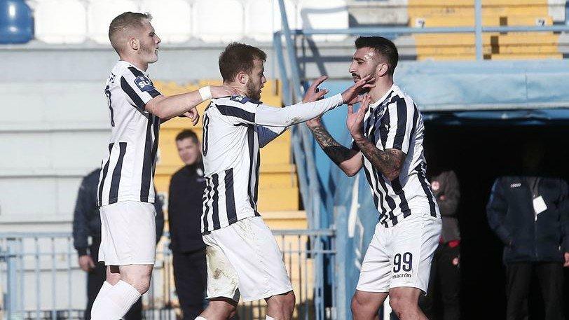 Απόλλων Σμύρνης - Κέρκυρα 2-1: Επιστροφή στις νίκες για την «Ελαφρά Ταξιαρχία»