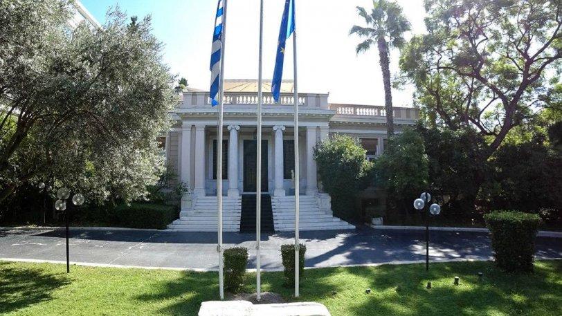 Στο Μαξίμου UEFA και FIFA για το μνημόνιο στο ελληνικό ποδόσφαιρο