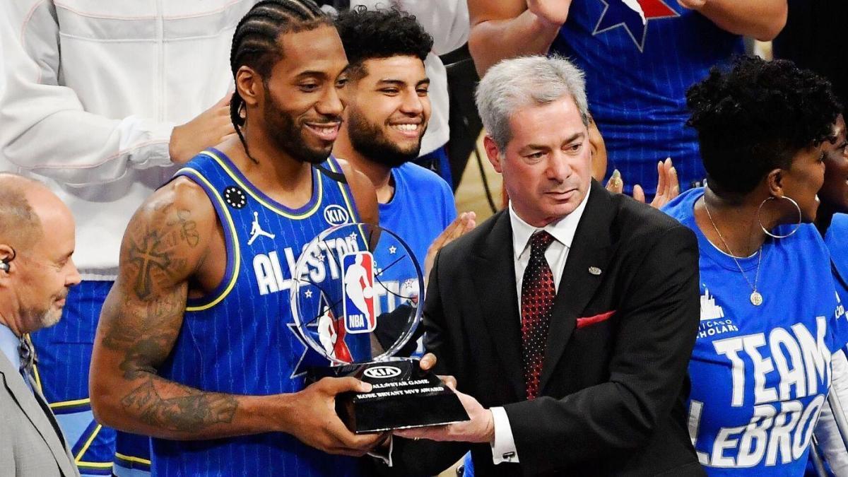 Το All Star Game έχει τη δική του ιστορία: Τα καλύτερα των MVPs (VIDEO)