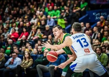 Πρώτη νίκη για την Λιθουανία του Ματσιούλις στα προκριματικά του EuroBasket