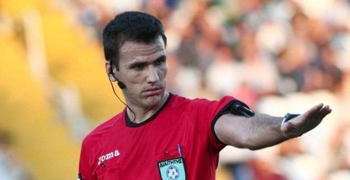 Ορίστηκε ο διαιτητής για τον αγώνα Κυπέλλου Παναιτωλικός-ΑΕΚ