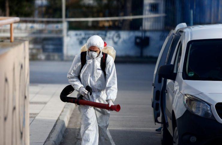 21 νέα κρούσματα κορονοϊού στην Πάτρα - Στα 31 το σύνολο στην Ελλάδα!