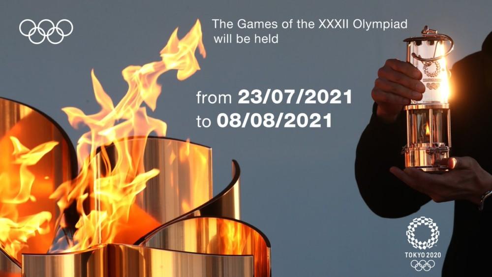 Επίσημο: Στις 23 Ιουλίου του 2021 οι Ολυμπιακοί Αγώνες (ΦΩΤΟ)