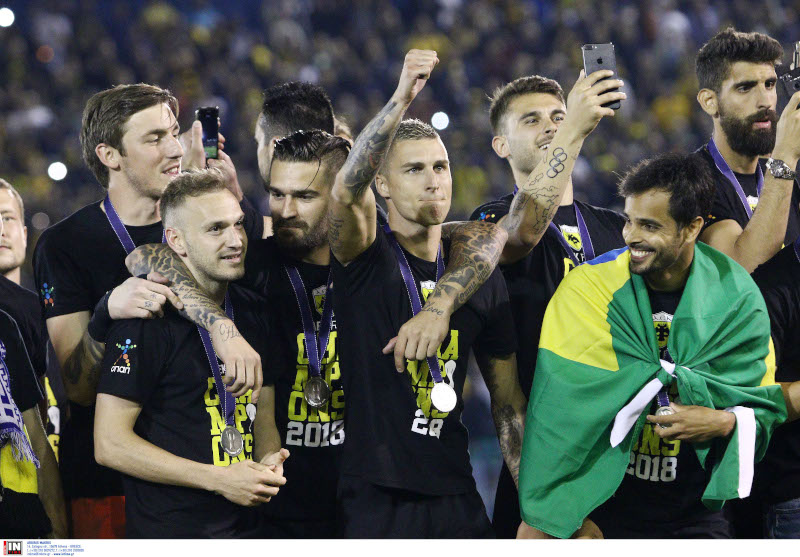 Αργεντινή vs Βραζιλία: Ποια ομάδα της ΑΕΚ θα κέρδιζε; (POLL)