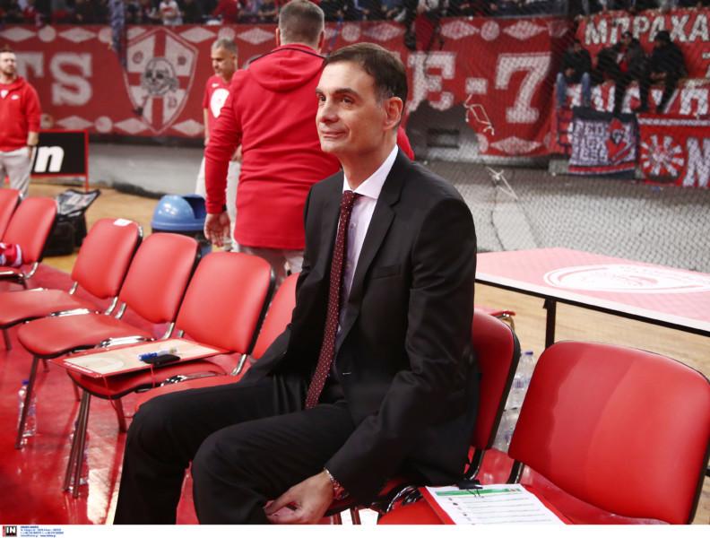 Μπαρτζώκας: «Παίζουμε με την καλύτερη ομάδα της Euroleague»