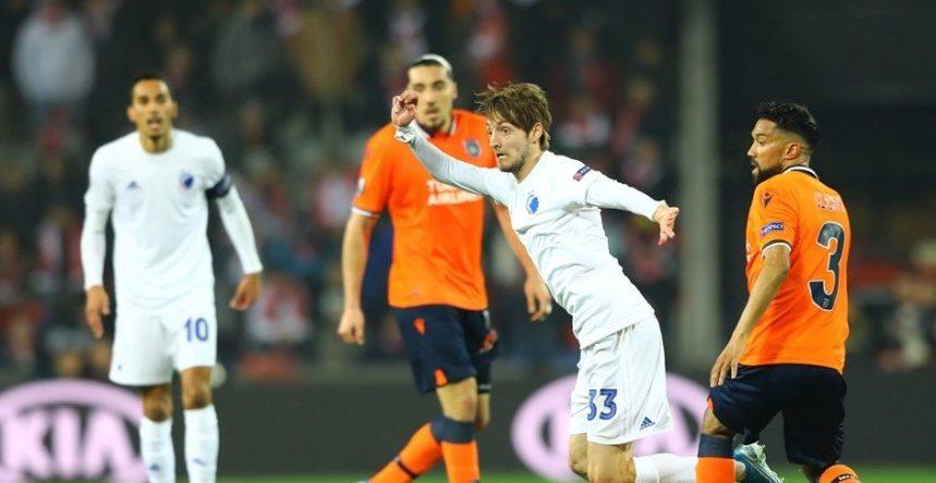 Μπασακσεχίρ - Κοπεγχάγη 1-0: Μικρό προβάδισμα για τους «8»