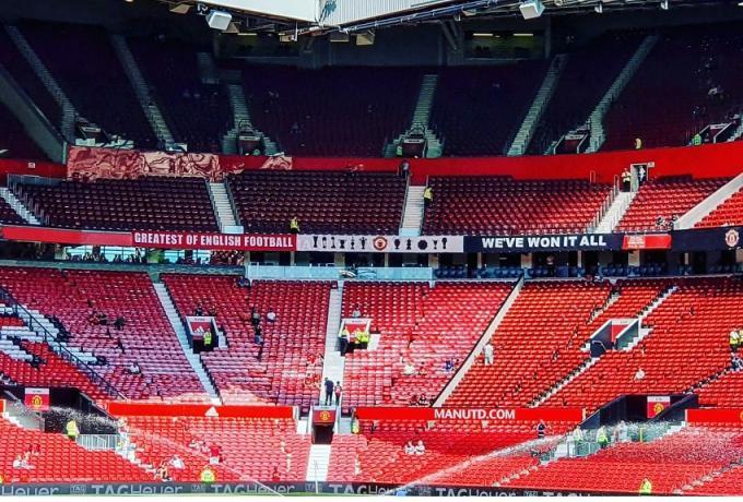 Τρομερή κίνηση από την Μάντσεστερ Γιουνάιτεντ: Πληρώνει τους σεκιούριτι του «Old Trafford» παρά την αναβολή του πρωταθλήματός!