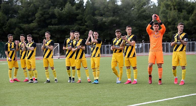 Εντός έδρας ήττα (0-1) για την Κ19 της ΑΕΚ από τον Αστέρα Τρίπολης