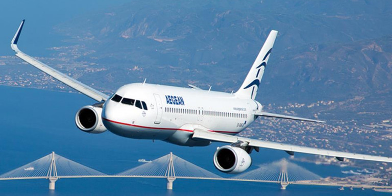 Κορωνοϊός: Τέλος οι πτήσεις εξωτερικού μέχρι τις 30/4 από την Aegean