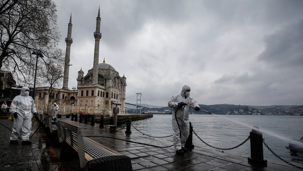 Κορωνοϊός: 48ωρη καραντίνα για την Κωνσταντινούπολη!
