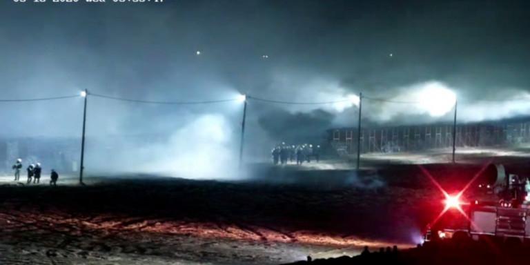 Νύχτα έντασης στον Έβρο-Μετανάστες επιχείρησαν να περάσουν τα σύνορα
