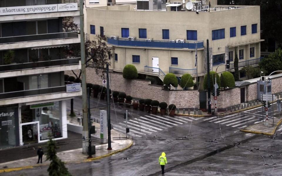 Κρούσμα κορωνοϊού στην ισραηλινή πρεσβεία στην Αθήνα