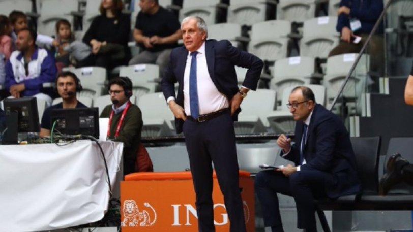 Ομπράντοβιτς: «Είναι ντροπή το πώς παίξαμε, οι παίκτες μου είναι στον κόσμο τους!»