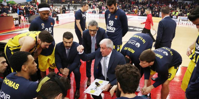 Φενέρ: Παίκτες και μέλη της τουρκικής ομάδας με συμπτώματα κορωνοϊού