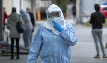 Ο κορωνοϊός σκορπίζει το θάνατο στα γηροκομεία στο Βέλγιο -327 νεκροί σε 24 ώρες