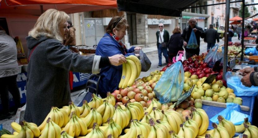 Κορωνοϊός: Πώς θα λειτουργούν από Δευτέρα οι λαϊκές αγορές
