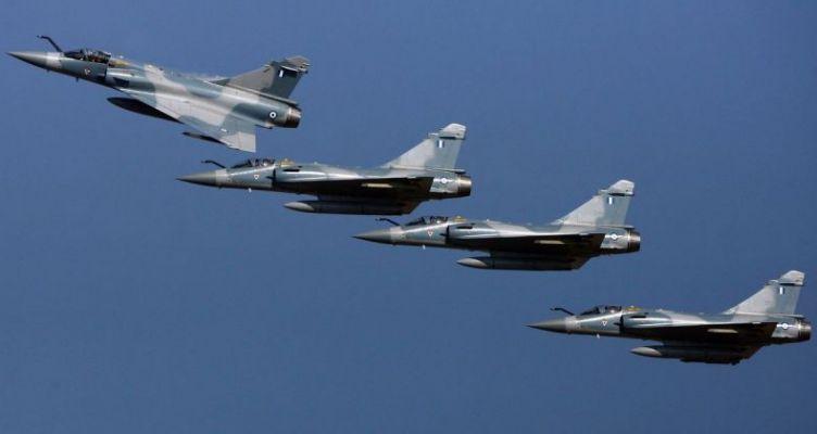 25η Μαρτίου: Θα σημάνουν οι καμπάνες στις 11 - «Παρέλαση» αεροσκαφών