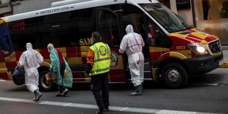 Κορωνοϊός: Σοκ στην Ισπανία, 738 νεκροί σε μία ημέρα -Ξεπέρασε σε θανάτους την Κίνα