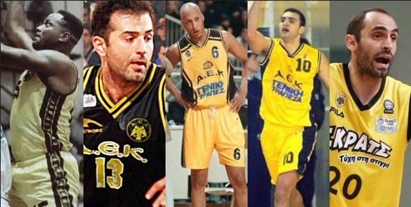 Φτιάξε την μπασκετική ΑΕΚ των ονείρων σου στο enwsi.gr: Επιλέξτε τον καλύτερο έκτο παίκτη! (poll)