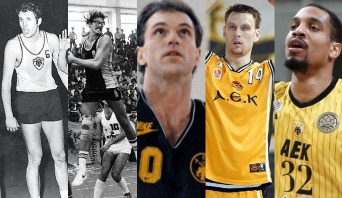 Φτιάξε την μπασκετική ΑΕΚ των ονείρων σου στο enwsi.gr: Επιλέξτε τον καλύτερο σέντερ! (poll)