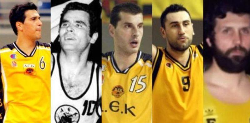Αυτή είναι η μπασκετική ΑΕΚ των ονείρων σας, όπως τη δημιουργήσατε στο enwsi.gr!