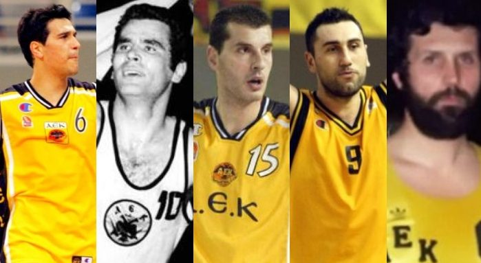 Φτιάξε την μπασκετική ΑΕΚ των ονείρων σου στο enwsi.gr: Επιλέξτε τον καλύτερο Ελληνα παίκτη! (poll)