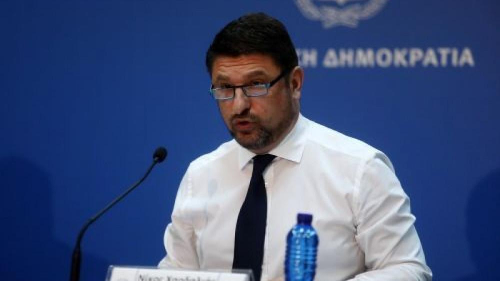 Χαρδαλιάς: Σε καραντίνα η Φούστανη -Η Τουρκία αρνήθηκε την επιστροφή του πλοίου Βενιζέλος