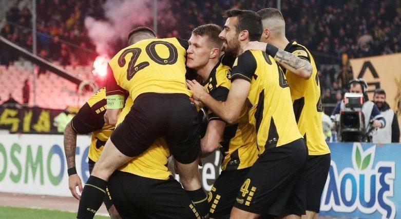 ΑΕΚ σημαίνει επίθεση: Όλα τα γκολ της Ένωσης τη φετινή σεζόν (VIDEO)