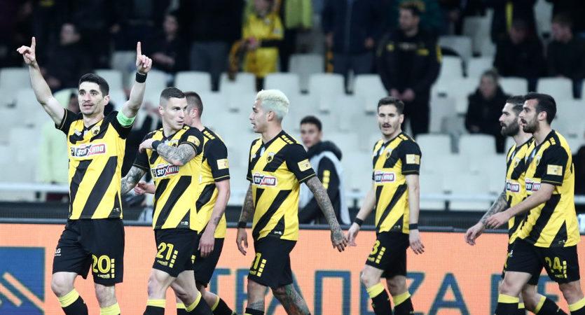 AEK: Το top-10 σε χρόνο συμμετοχής του Καρέρα!