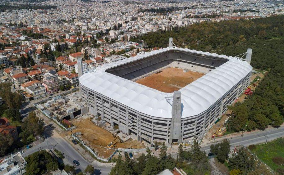 ΑΕΚ: «Το γήπεδό μας όχι μόνο δεν είναι... ψέμα, αλλά αποτελεί τη μεγαλύτερη αλήθεια της σύγχρονης ιστορίας μας» (ΦΩΤΟ)