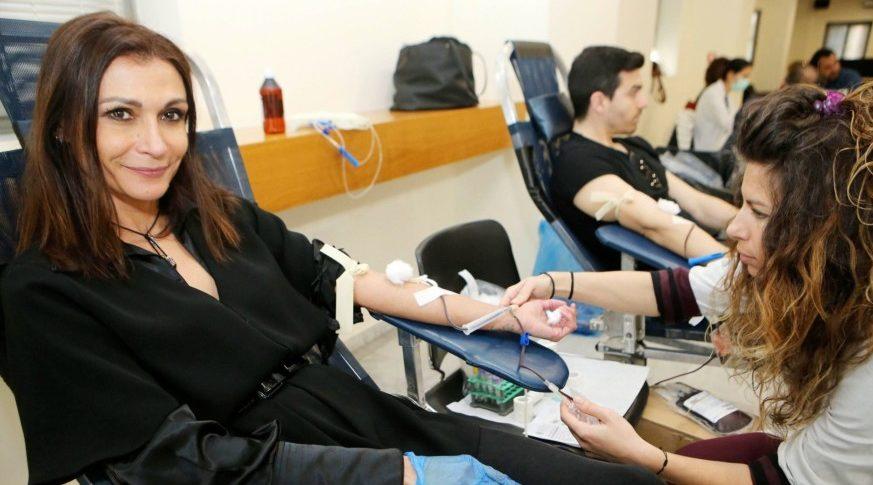 Ανθή Παπακώστα: «Στόχος του Δήμου να επαναλάβει την αιμοδοσία -Ευχαριστούμε την ΠΑΕ ΑΕΚ»