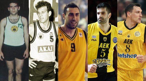 Φτιάξε την μπασκετική ΑΕΚ των ονείρων σου στο enwsi.gr: Επιλέξτε τον καλύτερο πάουερ φόργουορντ! (poll)