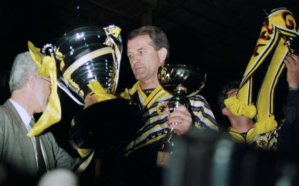 Ντούσαν Μπάγεβιτς: Ο κορυφαίος προπονητής στην ιστορία της ΑΕΚ, με τη δική σας ψήφο!