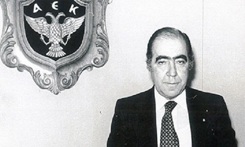 Λουκάς Μπάρλος: Ο σημαντικότερος πρόεδρος στην ιστορία της ΑΕΚ, με τη δική σας ψήφο!