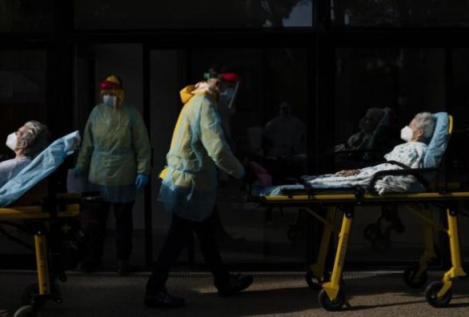 Κορωνοϊός - Νέα Μάκρη: Συναγερμός μετά τη διαπίστωση 12 κρουσμάτων σε γηροκομείο