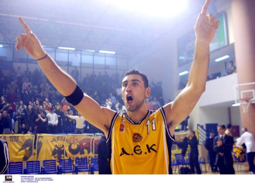 Δήμος Ντικούδης: Ο καλύτερος πάουερ φόργουορντ στην ιστορία της ΑΕΚ, με τη δική σας ψήφο!