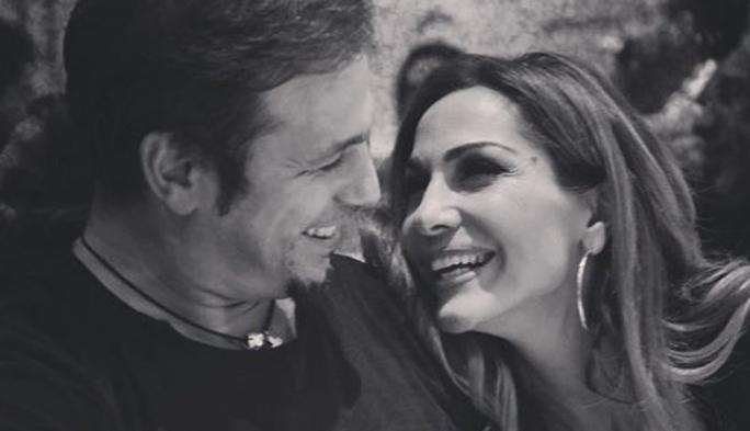 Ντέμης-Δέσποινα 21 χρόνια μαζί: Η σπάνια φωτογραφία του Νικολαΐδη που ανέβασε η Βανδή (ΦΩΤΟ)