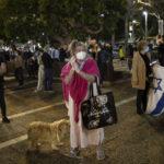 Η διαδήλωση του κορωνοϊού: Χιλιάδες άνθρωποι, με απόσταση, στους δρόμους του Τελ Αβίβ κατά Νετανιάχου (ΦΩΤΟ)