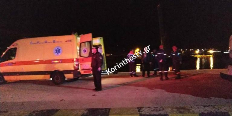 Νεκρός 14χρονος που έπεσε στη διώρυγα της Κορίνθου (VIDEO)