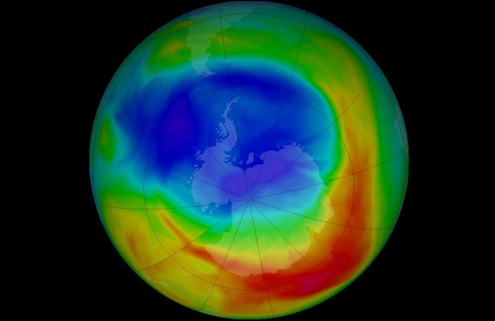Έκλεισε τρύπα του όζοντος που είχε ανοίξει πάνω από την Αρκτική (VIDEO)