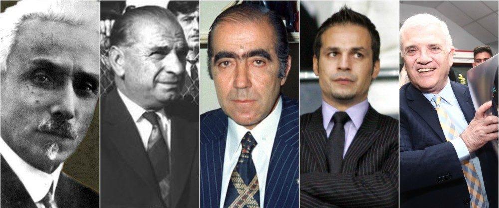 Φτιάξε την ΑΕΚ των ονείρων σου στο enwsi.gr: Επιλέξτε τον σημαντικότερο πρόεδρο! (poll)